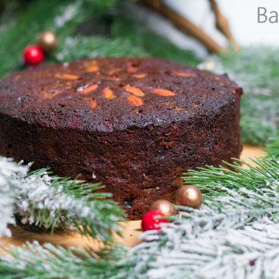 Christmas Cake Online Class
