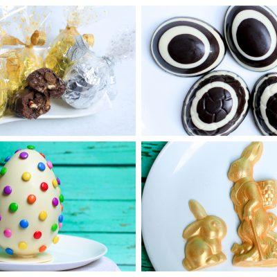 Chocolate Easter Egg Workshop