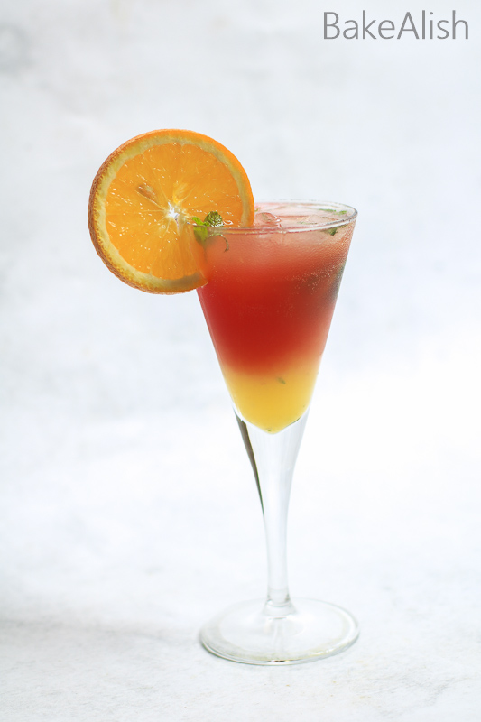 sunrise summer drink for alcohol free recipes