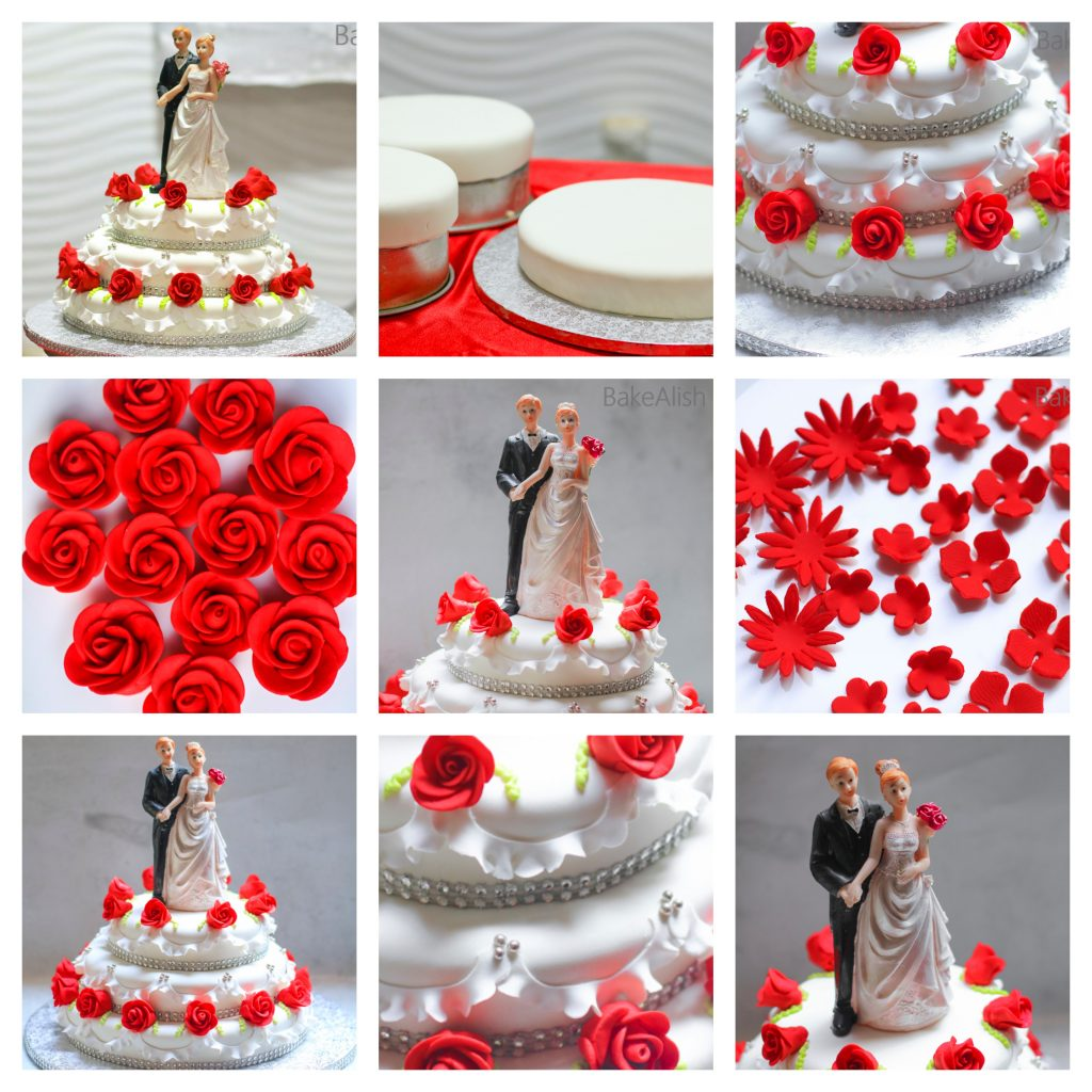 Learn how to make sugar roses, fondant cake deocrating and more