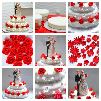 Online Workshop On Traditional Wedding Cakes
