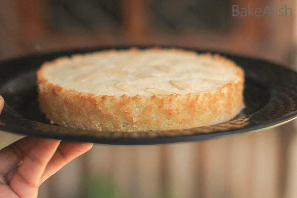 Authentic thali sweet cake recipe