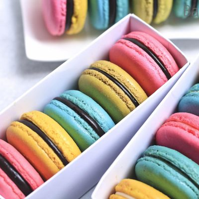 Online Workshop On French Macarons