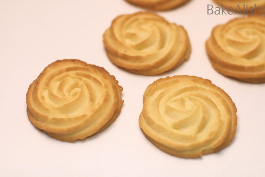 golden brown cookie
