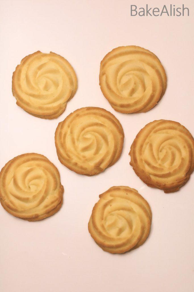 How to make danish butter cookies homemade