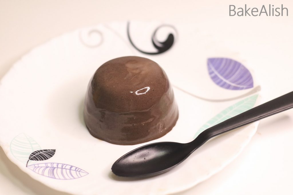 This Chocolate Panna Cotta Recipe is the best chocolate dessert which is easy and delicious. Learn how to make chocolate pannacotta which is eggless and is made with just a few ingredients